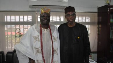 Photo of University of Offa: Olofa of Offa visits National Universities Commission