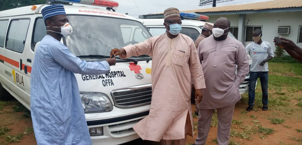 Photo of Kwara State Government Commences Distribution Of Donated Ambulances To General Hospitals In The State