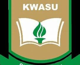 Photo of Post UTME, KWASU begins pre-admission screening registration