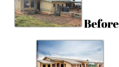 Photo of Pakata Primary Healthcare Centre wears a new look