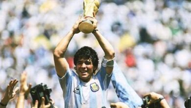 Photo of Argentine legend, Diego Maradona is dead
