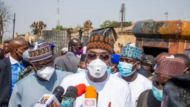 Photo of Updated: Why Abdulrazaq dissolved Executive council less than One year after Inauguration