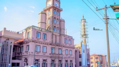 Photo of Offa Central Mosque Wears New Look