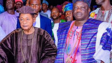 Photo of Olofa Sends Wishes To Alaafin On His 50 Years Coronation Ceremony